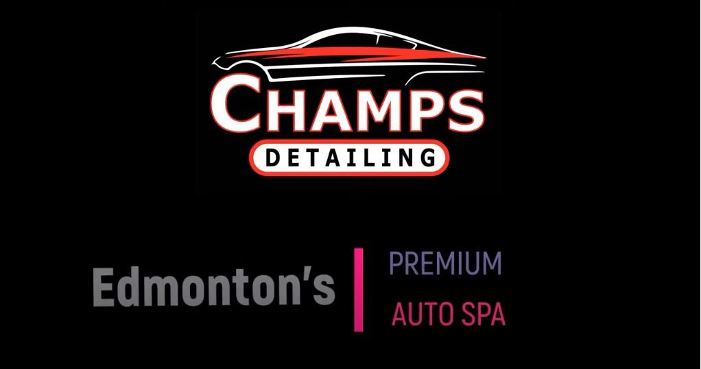 Champs Detailing Edmonton Premium Auto Spa