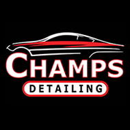 Champs-Detailing-Logo-Square